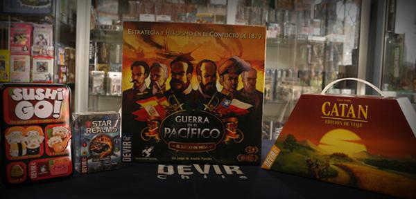 Banner premios Devir Fest Concepción
