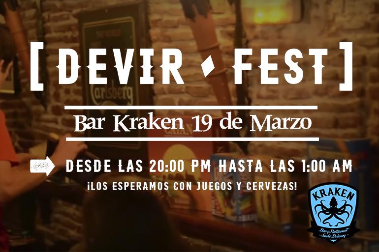 Devir Fest 2016 Juegos De Mesa Y Alcohol Pawa Cl