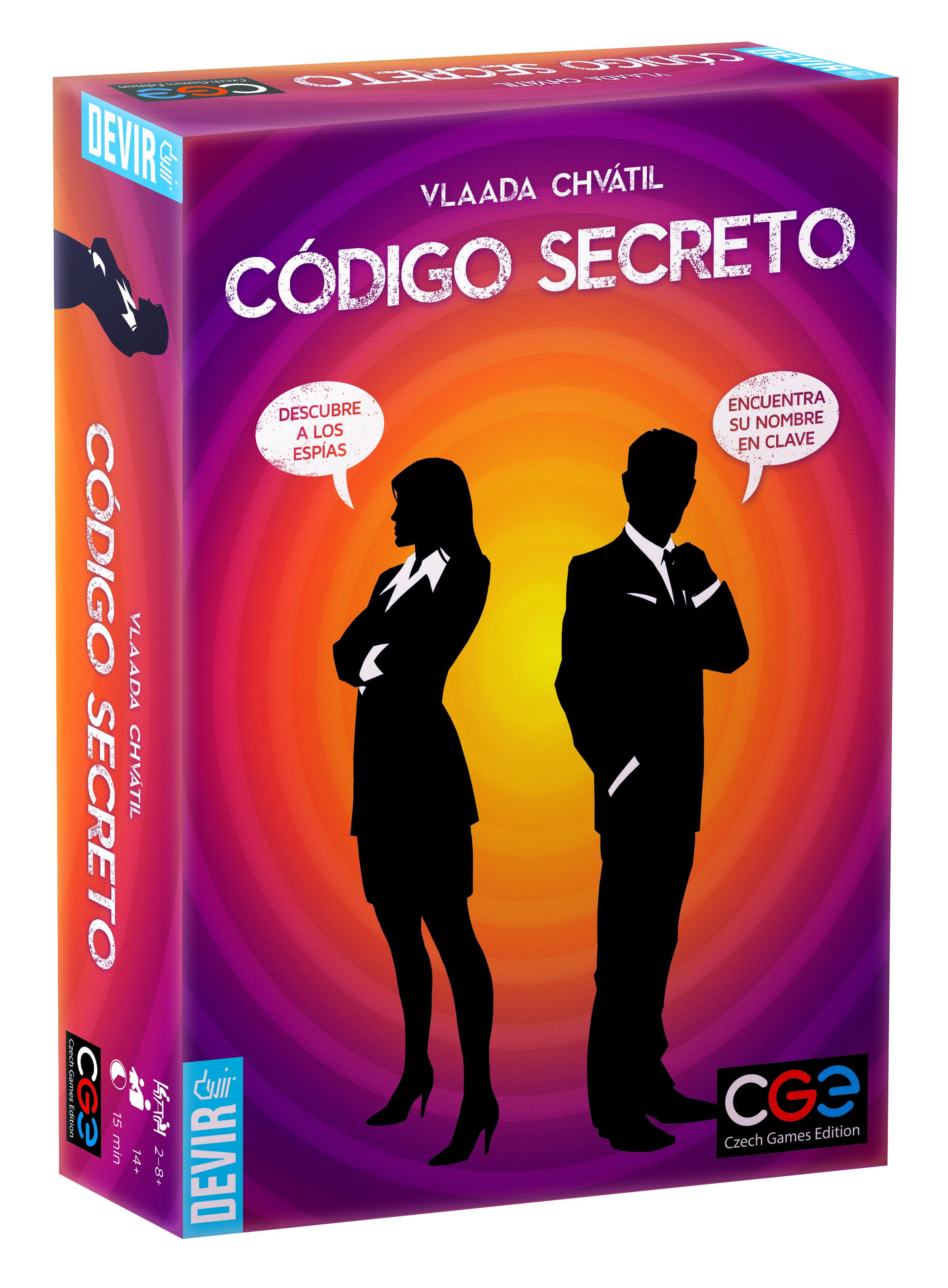 Codigo Secreto Devir