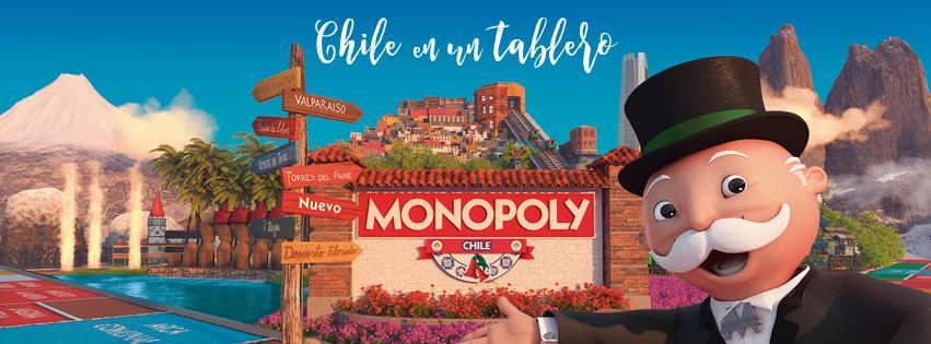 Hasbro Monopoly Chile 2018 Celebra El Cumple 83 De Senor Monopoly