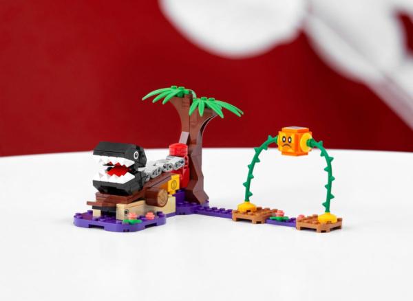 Lego mario 8
