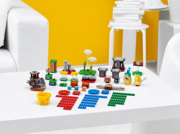 Lego mario 11
